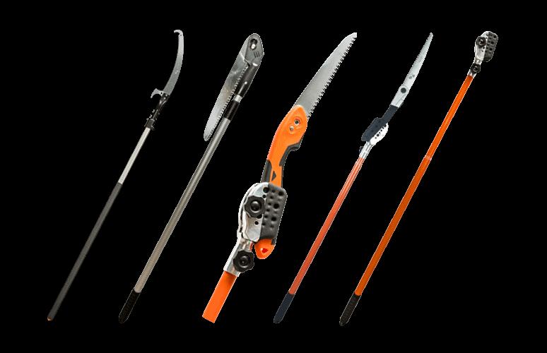Tree pruning tools
